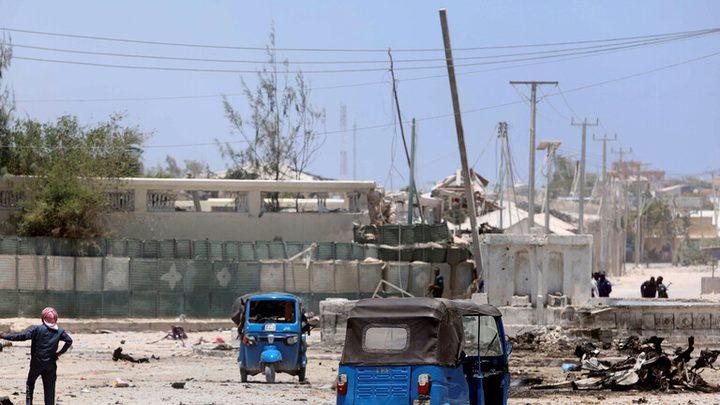تفجيرات تستهدف قاعدة أمريكية في الصومال