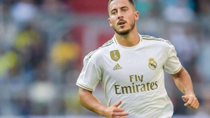 هازارد: كل ما أحتاجه تسجيل الأهداف لريال مدريد