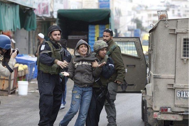الاحتلال يعتقل فتى شمال غرب القدس