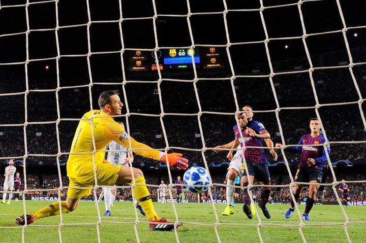 برشلونة يستعد لمواجهة إنتر ميلان