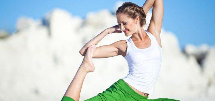 اليوجا تحافظ على بشرتك صحية و نضرة