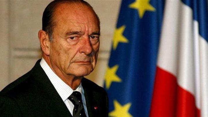 فرنسا تشيع جاك شيراك وحداد وطني