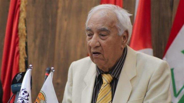 وفاة الفنان العراقي سامي عبد الحميد