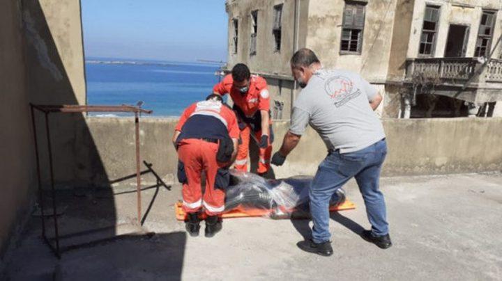 انهيار شرفة منزل في لبنان يكشف جريمة