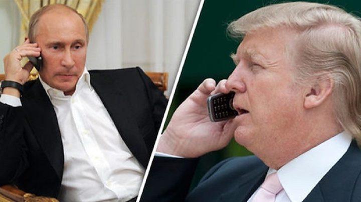 """الكرملين يشترط """"موافقة الطرفين"""" لنشر محادثات بوتين وترامب"""