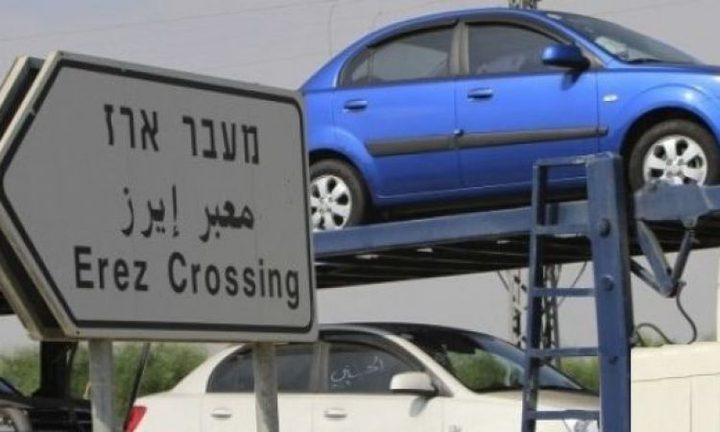 اغلاق حاجز بيت حانون ليومين