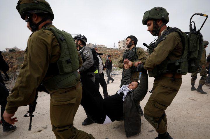 الاحتلال يصدر 101 أمراعتقال إداري خلال شهر