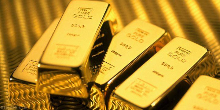هبوط الذهب..وارتفاع قياسي للبلاديوم