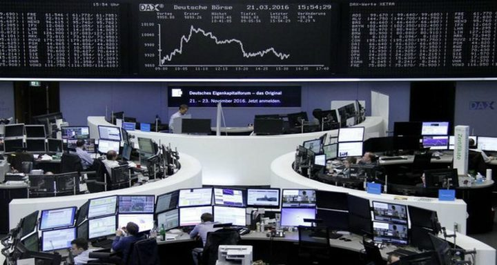 صعود الأسهم الأمريكية يرفع أسواق أوروبا