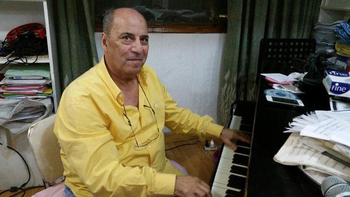 الموسيقار جمال سلامة يدخل العناية المركزة