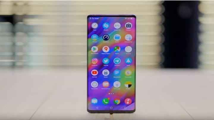 هاتف NEX 3 وتصميم مميز