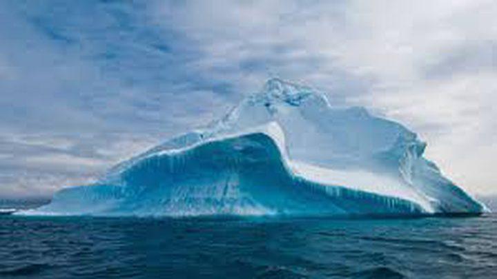 انفصال جبل جليدي بحجم لندن عن القارة القطبية