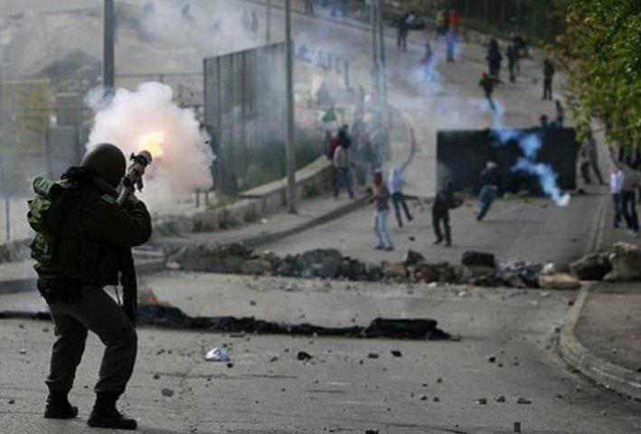 مواجهات مع الاحتلال في أريحا