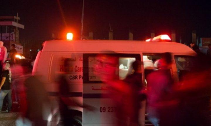 وفاة مواطن متأثراً بحروق في قلقيلية