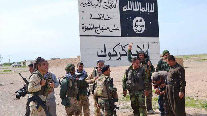 العراق: قتلى في صفوف تنظيم داعش