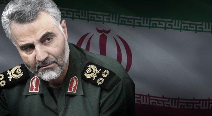 إحباط مخطط لاغتيال قاسم سليماني في ايران