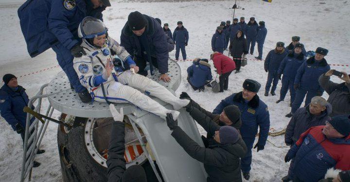 لماذا لا يسمح لرواد الفضاء بالمشي مباشرة بعد العودة إلى الأرض ؟
