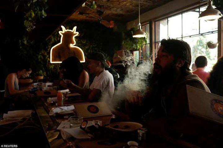 أمريكا.. افتتاح أول مقهى متخصص في تدخين الحشيش بكل أنواعه