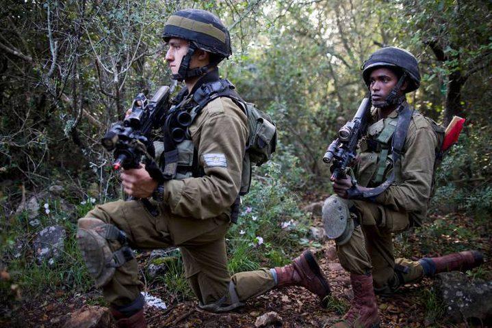 رام الله: قوة اسرائيلية خاصة تختطف ثلاثة أشقاء