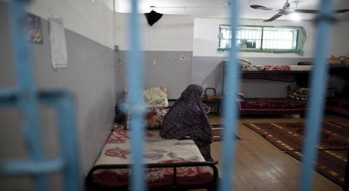 الاحتلال يحكم على الأسيرة السمحان بالسّجن 18 شهرا