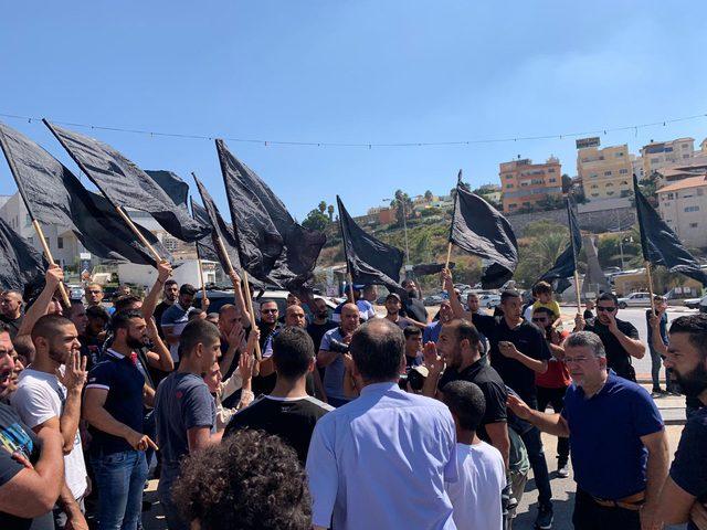 أم الفحم: احتجاجات ردا على تنامي الجريمة
