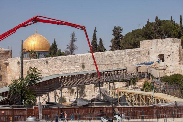 """المغرب يؤكد رفضه التام لـ""""صفقة القرن"""" وتهويد القدس"""
