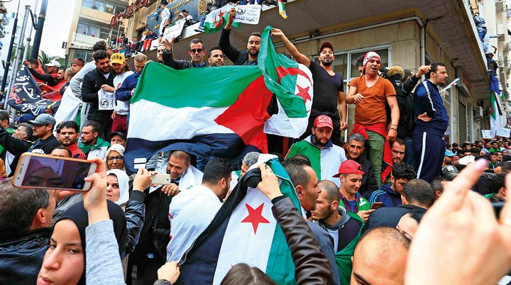 """""""التجمع الوطني"""" في الجزائر يرشح عز الدين ميهوبي للرئاسة"""