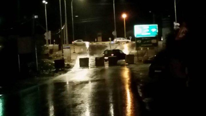 قوات الاحتلال تغلقمدخلي مخيم الفوار ومدينة دورا جنوب الخليل