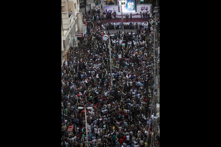 حركة الجهاد تحتفي بانطلاقتها الـ 32 في غزة