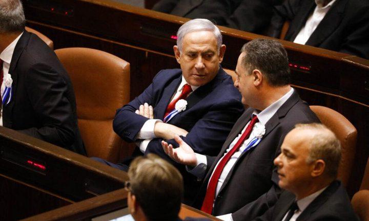 استطلاع: 50% يعارضون حكومة وحدة برئاسة نتنياهو
