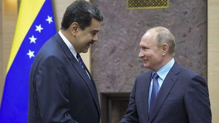 روسيا وفنزويلا توقعان عددا من الاتفاقيات