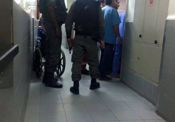 الاحتلال يقتحم مستشفى المطلع بالقدس والصحة تستنكر
