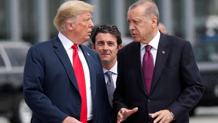 أردوغان: سألتقي بترامب الشهر المقبل لبحث الملف السوري