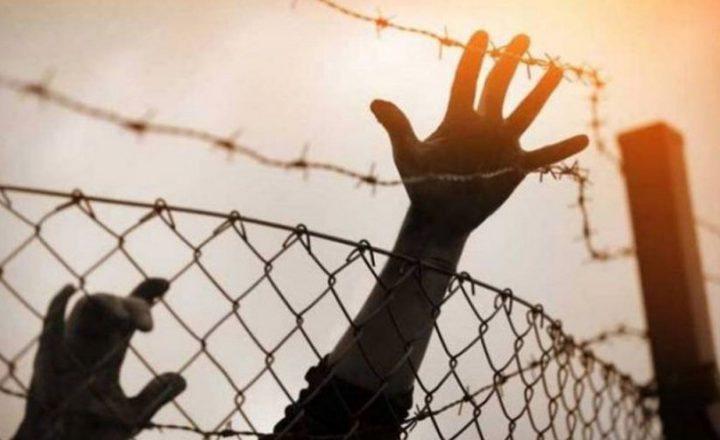 ستة اسرى يواصلون اضرابهم المفتوح عن الطعام