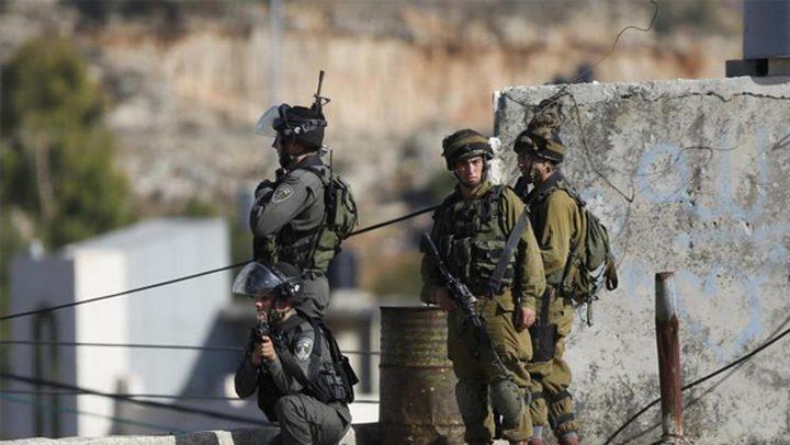 الاحتلال يصادر صهريج مياه شرق القدس