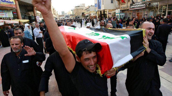 110 قتلى في احتجاجات العراق المطالبة بإقالة الحكومة