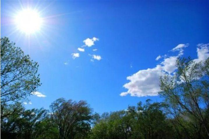 الطقس: أجواء حارة نسبيا اليوم وغدا