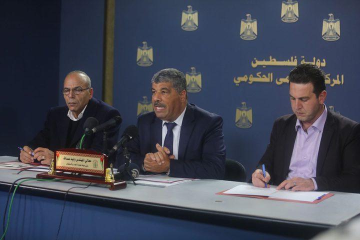 عساف يؤكد أهمية المقاومة الشعبية لإفشال سياسات الاحتلال