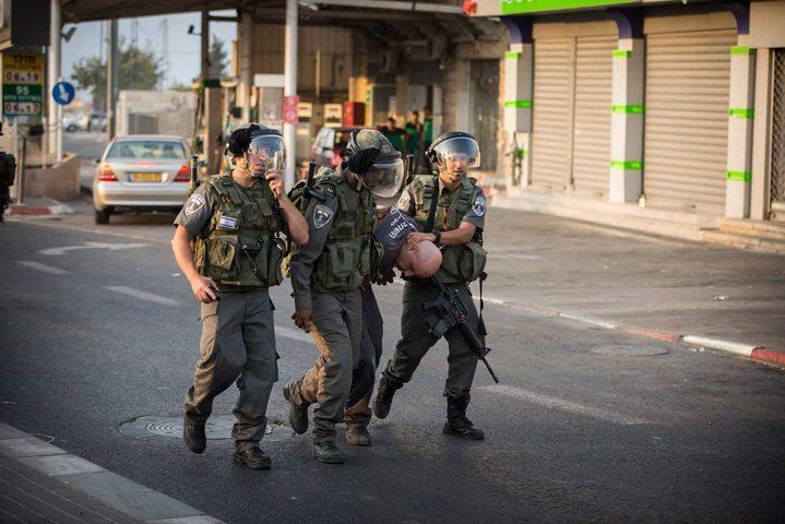 قوات الاحتلال تعتقلالمسن بدران جابر في الخليل
