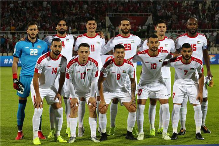 منتخبنا الوطني يستعد للقاء السعودية بالتصفيات الآسيوية المزدوجة
