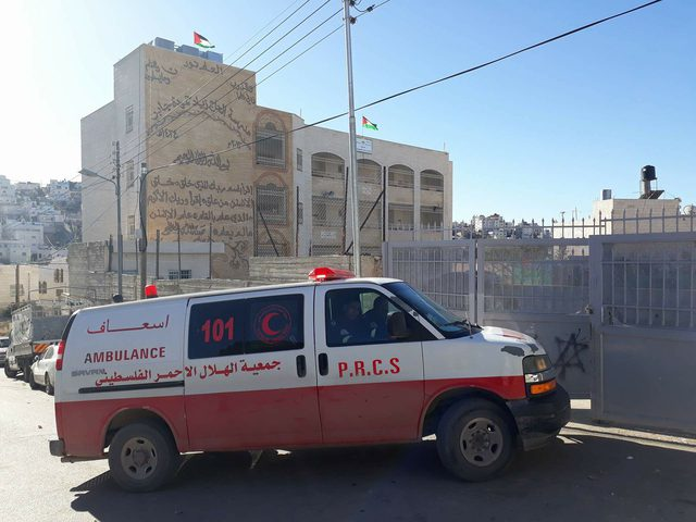 وفاة طفلة بحادث انقلاب مركبة غير قانونية في بلدة الظاهرية