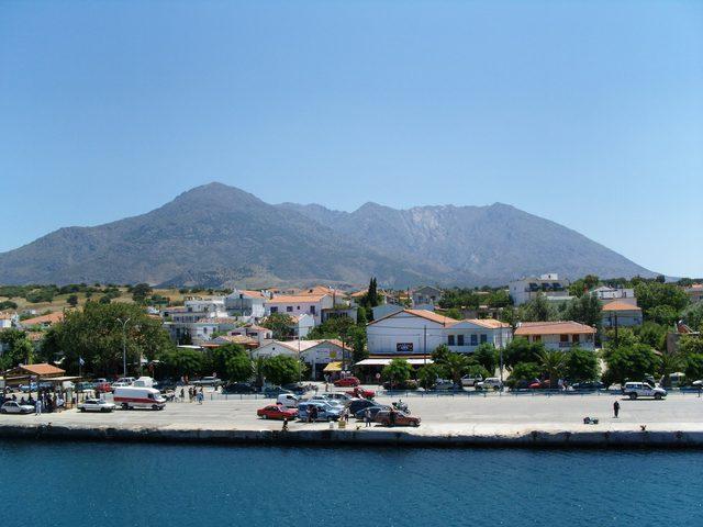 جزيرة يونانية تعاني من الانتشار غير المسبوق للماعز