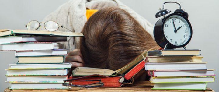 كيف تعزز ذاكرتك خلال فترة الامتحانات ؟