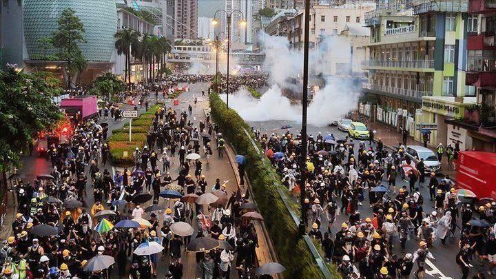 التدخل الصيني الخيار التالي لحكومة هونغ كونغ