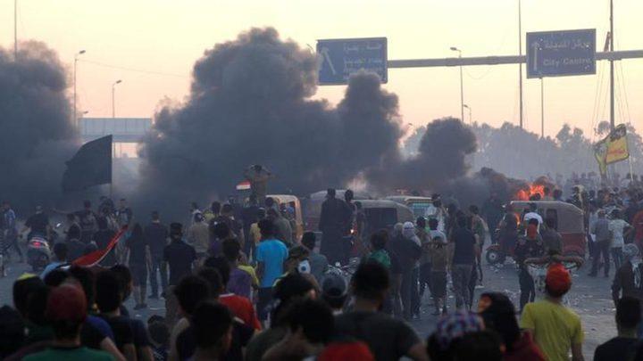 العراق: تصاعد وتيرة المظاهرات وسط دعوات للتهدئة