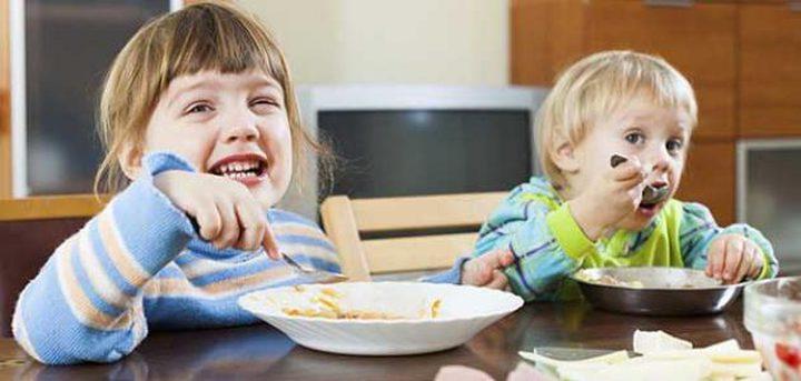 طرق تساعد الآباء على فتح شهية الطفل