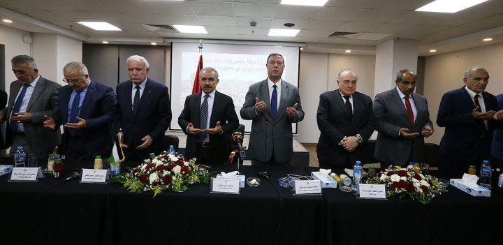 عطاري يبحث مع نظيره المصري التعاون بمختلف المجالات الزراعية