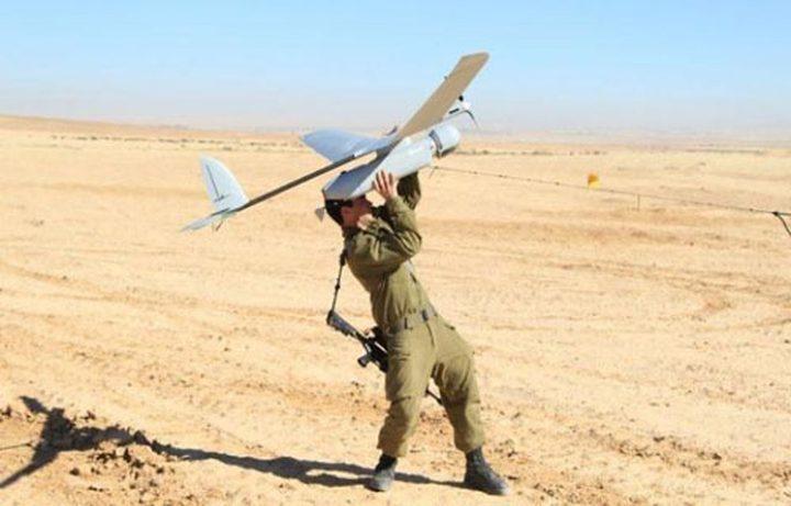 طائرة مسيرة للاحتلال تخترق أجواء لبنان