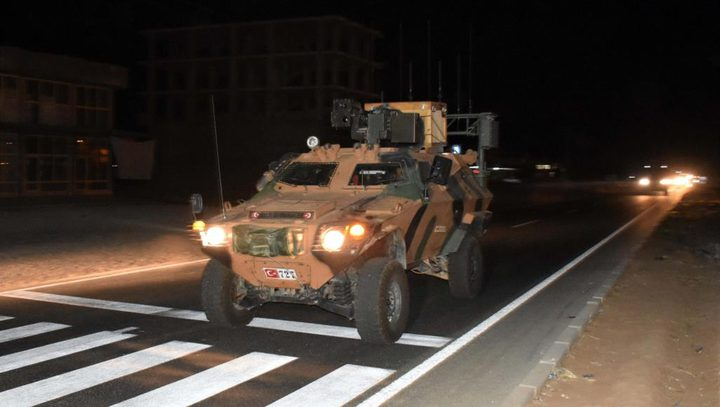 حكومة كردستان العراق تحذر تركيا