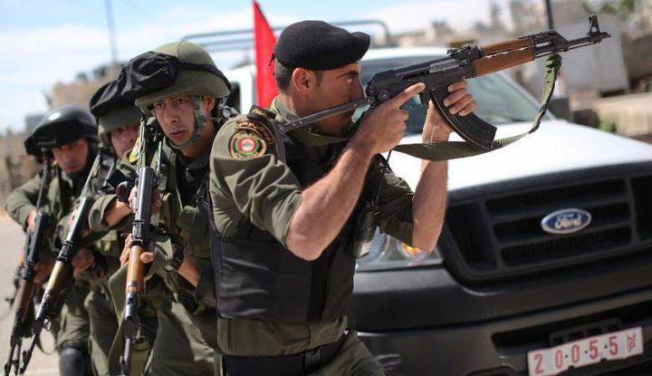 إصابة عدد من عناصر الأمن أثناء تأدية واجبهم بمخيم جنين